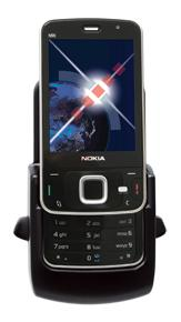 support chargeur pour NOKIA N96 - accessoires telephones THB-BURY