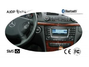 Kit mains libres bluetooth compatible origine MERCEDES PRO sauf COMAND NTG2.5