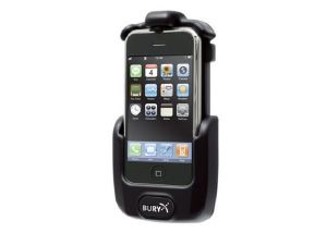 SUPPORT CHARGEUR BURY S9 POUR APPLE IPHONE 4 et 4S